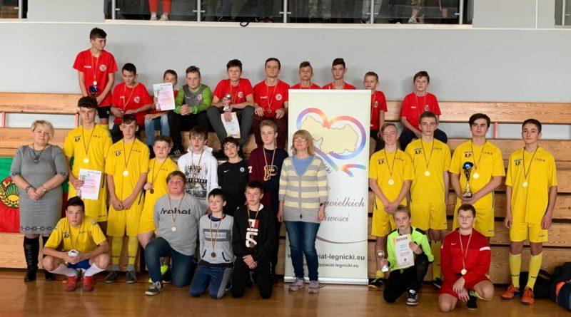 Powiatowe sukcesy sportowe naszych uczniów!